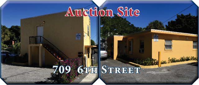 ABSOLUTE AUCTION of 2 Multi-Family Income Producing Properties