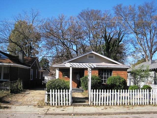 Absolute Auction of 429 Carpenter St Home in Memphis, TN