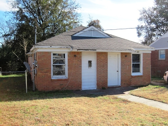 Absolute Auction of 680 Carpenter St Home in Memphis, TN