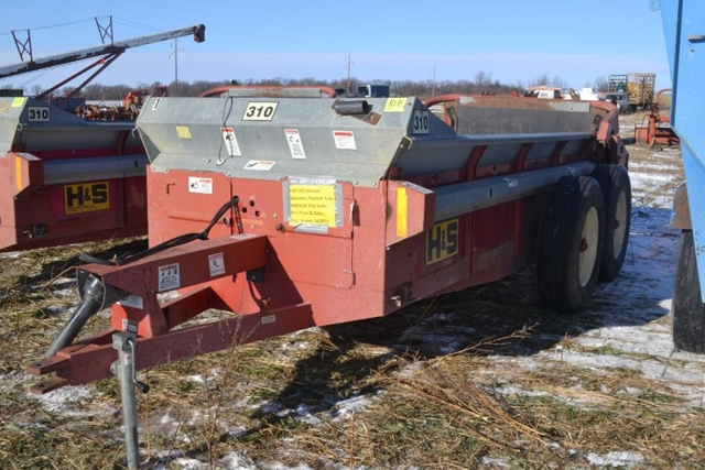 AREA FARMERS YEAR END CONSIGNMENT AUCTION - Maring Auction