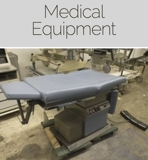 Medical Equipment Online Auction MD