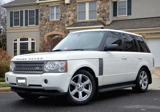 PRIVATE ASSET AUCTION! A GORGEOUS 2006 RANGE ROVER SUPERCHARGED 4-DOOR SUV 4.2L 4WD, FULLY LOADED!