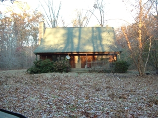 Rustic Home and 23+/- Acres