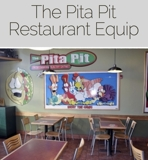 The Pita Pit Restaurant Online Auction PA