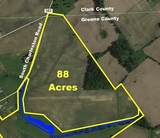 90 Acres in NE Greene County