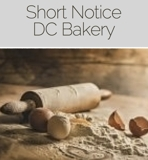 INSPECT FRIDAY, URGENT SHORT NOTICE, DC Area Bakery inventory Online Auction DC