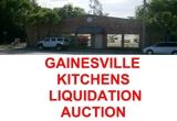 Absolute Auction - Gainesville Kitchens