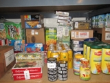 Groceries & General Merchandise ON-LINE AUCTION