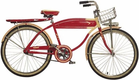 Estate Auction Antique Bicycles Motor Scooters Cycle