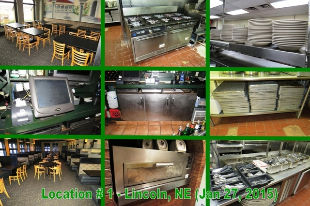 Complete Business Liquidation Auction For Grisantis Italian