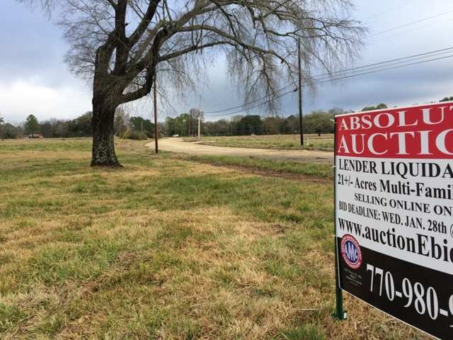 Absolute Auction of 21± Acres in Montgomery, AL