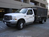 Dump Trucks and Pickups from Construction Company