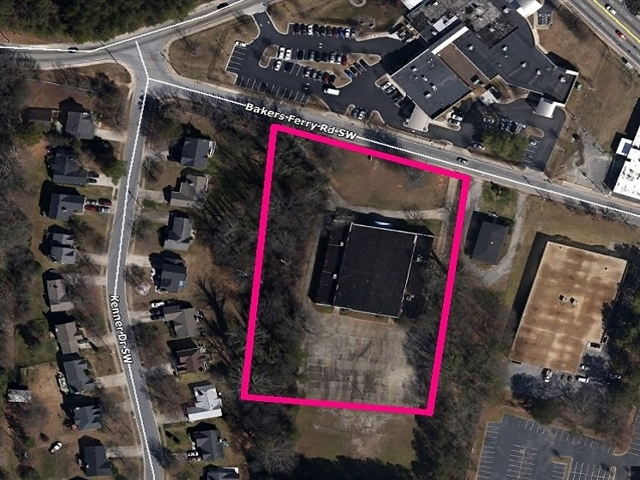 On-site Only Absolute Auction of 4.277± Acre Residential Land Tract in West Atlanta