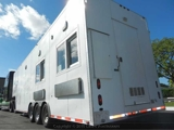 2007 Carlin Manufacturing 35' Custom Mobile Food Trailer