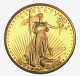 COIN COLLECTION AUCTION; 5$ ULTRA CAMEO GOLD COIN, KEY DATE MORGAN DOLLARS, UNCIRCULATED SILVER EAGLES & MORE!