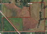 153 acres with high producing soils & pasture