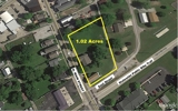 1+ Acre Commercial Lot in Cedarville
