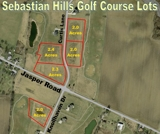 Sebastian Hills Golf Course Lots, Jamestown/Xenia