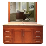 KITCHEN AND BATH OVERSTOCK LIQUIDATION! VANITY SETS, STAINLESS STEEL RANGE HOODS, TABLE TOPS MOSAICS & MORE!