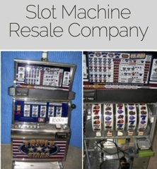 Machine resale
