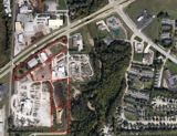 REAL ESTATE AUCTION - 12.38 ± AC TOTAL & 26,902 ± TSF INDUSTRIAL SPACE