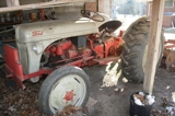 Farm Equipment, House & Contents