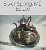 Estate Sale Online Auction Silver Springs Md