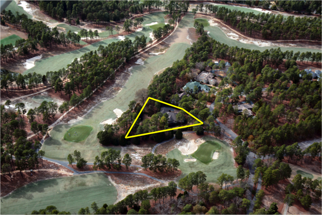 Absolute Auction of Golf Home in Pinehurst North Carolina