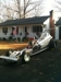 SOLD AND CLOSED Drag Racing Cars and Trailer