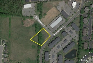 1.1 +/- AC Lot Ready for Commercial Development in Murfreesboro, TN