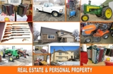 Real Estate, Farm & Acreage Equipment, Shop Equipment & Firearms Auction