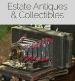 Antiques and Clock Collection Online Auction Md
