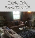 Estate sale Online Auction Alexandria Va