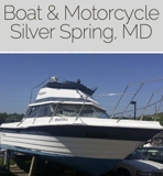 Boat and Motorcycle Online Auction Silver Springs Md