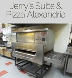 Jerry's Subs and Pizza Online Auction VA