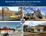 Online Only GA Real Estate Auction