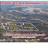 ABSOLUTE!  39± Acre Development Tract