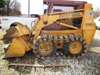 CASE 670B DIESEL SKID LOADER: