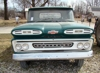 1961 Chevy Apache C-10 dually flatbed: