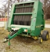 J.D. 535 baler-net wrap, new belts, new teeth:
