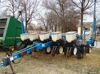 Kinze mod. 2000 6R11 split planter, corn/bean: