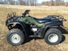 2006 Honda Rancher 350cc. 4x4, foot shift:
