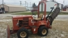 2003 Ditch Witch 3700 DD Trencher, diesel, 4x4, digs 4':