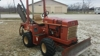 2003 Ditch Witch 3700 Trencher, 1240 hrs, excellent cond.:
