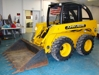 J.D. 2004 250 series II skid loader, diesel, 1037 hrs: