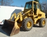 W-14B articulated end loader, new tires, runs good: