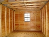 """10x16 standard gable pine cabin/shed by """"Quality Built""""-NEW:"""