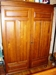 very large old wardrobe-nice!: