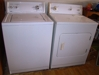 Kenmore 70 series washer and dryer-good working condition: