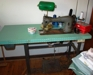 vintage commercial Singer sewing machine: